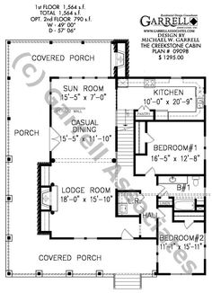 House Plans on rustic stone cottage house plans