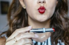 Making power moves with a strong beauty routine -- today on chicityfashion.com