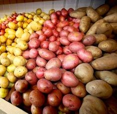 Kitchen Shrink: Can I freeze potatoes? Freezing Potatoes, Frozen Potatoes, Baby Potatoes, Crockpot Recipes, Healthy Recipes, Healthy Foods, Potato Varieties, Freezer Meals, Natural