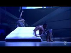 Kherington Payne & tWitch - Mia Michaels Contemporary - 'Dreaming With A Broken Heart' by John Mayer