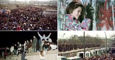 Fall of the Berlin Wall: In Pictures