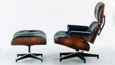 I WILL own an Eames chair (this one to be exact)...one of these days.