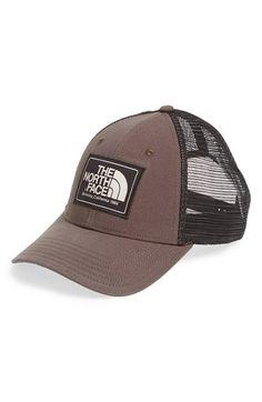 The North Face Men's 'Mudder' Trucker Hat - Green