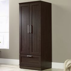 Found it at Wayfair - HomePlus Wardrobe Armoire