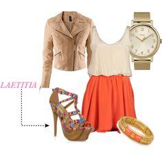 Laetitia strappy platform sandal #shoes