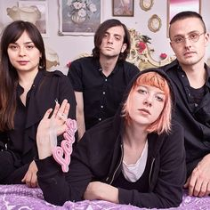 INTERVIEW: Dilly Dally | God Is In The TV