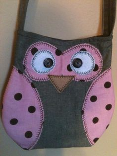 Owl purse