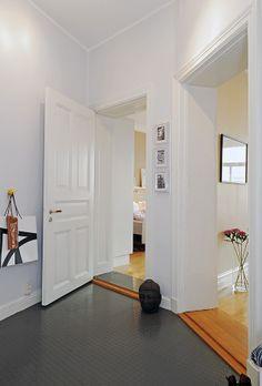 terracotta, garage floor, white, charcoal ((what's that flooring?))