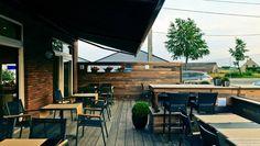 Gastronomische genieten op een sfeer vol terras kan je bij restaurant Den Boskouter.