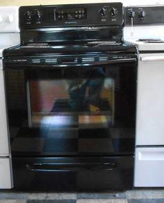 Appliance City FRIGIDAIRE GLASS TOP 30 INCH RANGE SELF CLEAN 4