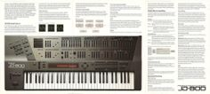 1991: JD-800