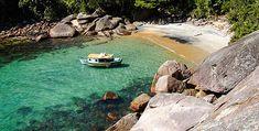 Praia do Caxadaço - Ilha Grande _ Angra dos Reis - RJ