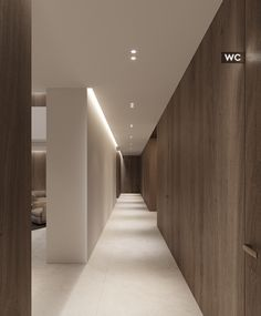 The private clinic Clinic Interior Design, Interior Design Images, Clinic Design, Japanese Interior Design, Corridor Lighting, Cove Lighting, Interior Lighting, Lighting Design, Hidden Lighting
