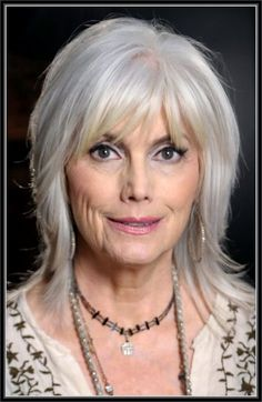 pictures of medium hairstyles for women over 50