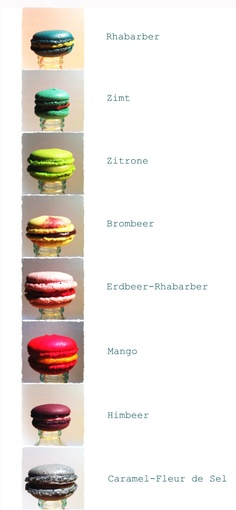 What I would give for some amazing macarons...