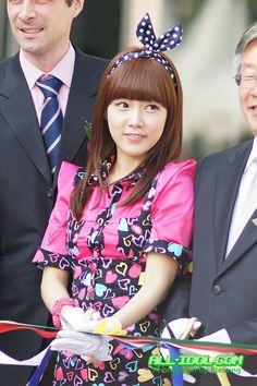 올 아이돌 닷컴 :: 11/10/07 경기기능성게임페스티벌 T-ara