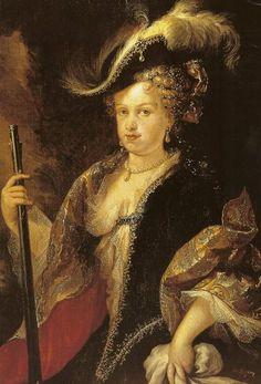 Maria Luisa Gabriela de Saboya, reina de España