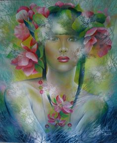 French painter Jeannette Guichard-Bunel was born in France and has been exhibiting her work all over Europe since 1986. Description from tuttartpitturasculturapoesiamusica.com. I searched for this on bing.com/images