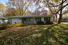 Home for sale at 215 Sharon Road! Move-in Ready home in West Lafayette on a large corner lot. 4 bedrooms, 1.5 baths, newer laminant flooring, freshly painted, neutral colors, fenced backyard and storage shed. Home is wired for Metronet. West Lafayette schools! $98,000 #realestate #WestLafayetteIN