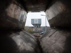 Het Unilevergebouw in Rotterdam aan de Nassaukade. Foto gemaakt door Cor Versluis