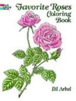 Dover Coloring Book Favorite Roses