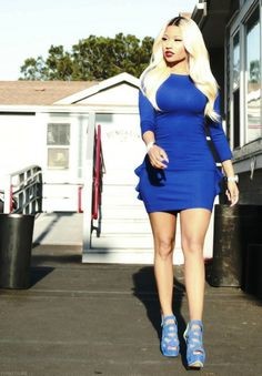 Rapper, singer and songwriter Nicki Minaj was born Onika Tanya Maraj in Saint James, Trinidad.