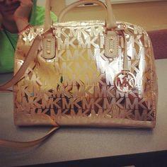 michael kors purse brown #michael #kors #purses My MK bag. Love it! mk just need $66.99||!!