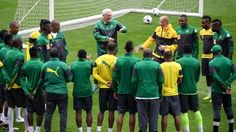 db7b86d5955 Cameroon & AFCON Here are the 23 Lions selected by Hugo Broos