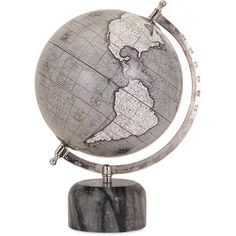 Rafferty Globe with Marble Base from FROY