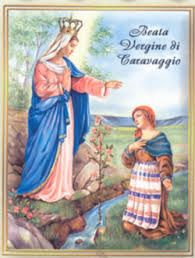 imagens de nsra de caravaggio oraçoes - Pesquisa Google
