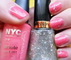 Miss Beauty Saver // A British Makeup and Beauty Blog: NOTD #4: NYC Spring Tulip & Revlon Stunning