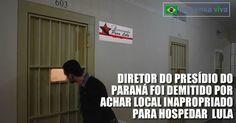 O diretor do presídio do Complexo Médico Penal de Pinhais, Roberto da Cunha Saraiva, foi afastado há cerca de uma semana. Saraiva passou...