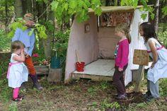 Cabane pour enfants <3 Soule Mama