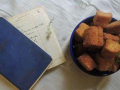 Il topicco: Pane fritto della nonnaal profumo di curry