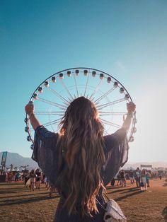 Foto inspiração, na roda gigante