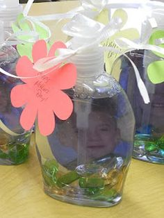 hand soap with kids picture