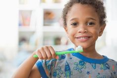 A friendly reminder that what we eat can be just as important as brushing when it comes to oral health! Kids Health, Oral Health, Causes Of Tooth Decay, Dental Hygiene, Brushing, Kids Learning, Teeth, Things To Come, Children