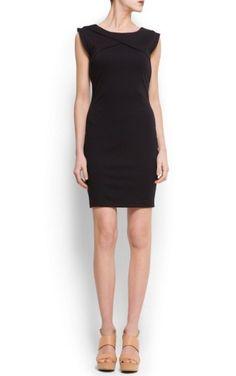 Black Sleeveless Backless Bodycon Dress - Sheinside.com