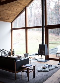 Hudson Woods - Where Design Meets Nature – Photo Tour of Hudson Woods by Beth Kirby of Local Milk