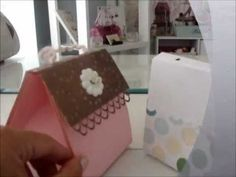 Mini Purse made out of Paper on you tube