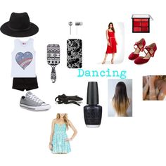 Dancing freely by laineybug05 on Polyvore featuring Billabong, Three Dots, RVCA, Converse, Ballet Beautiful, Forever 21, OPI, Wet Seal, Lulu DK and Uncommon