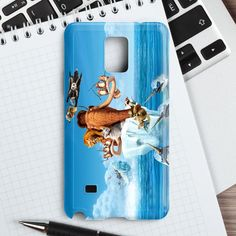 I'M The One Who Knocks Poster Samsung Galaxy Note 5 Case | casefantasy