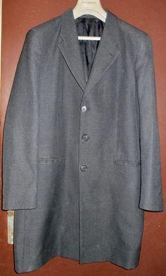 8919e0fa4b8c Maison de ventes aux enchères en ligne Catawiki  Emporio Armani - Manteau  3 4