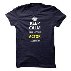 (Tshirt Great) Let the ACTOR [TShirt 2016] Hoodies, Tee Shirts