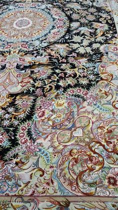 Tabriz, persian rugs warmth and beauty.