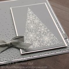 Pollock Designs – Stampin' Up! – Snow is Gl… – J. Pollock Designs – Stampin' Up! – Snow is Gl… – J. Pollock Designs – Stampin' Up! – Snow is Gl… – J. Pollock Designs – Stampin' Up! – Snow is … Christmas Cards 2018, Homemade Christmas Cards, Stampin Up Christmas, Xmas Cards, Handmade Christmas, Holiday Cards, Christmas Diy, Christmas Greetings, Christmas 2019