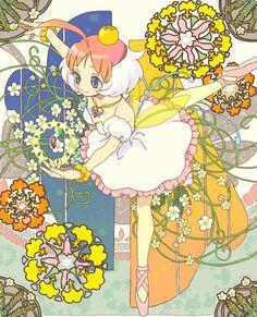 Love the art nouveau vibe Manga Anime, Anime Nerd, Princess Tutu Anime, Princesa Tutu, Anime Was A Mistake, Hotarubi No Mori, Anime Shows, Magical Girl, Me Me Me Anime