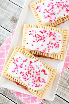 Gluten free vegan pop tarts
