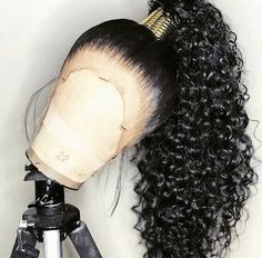 Lace frontal Wigs For Women Short Haircuts For Men Yaki Hair Extensions Curly Wigs 12 Inch Deep Wave Wig Straight Wigs Wedding Hairstyles Dry Shampoo Style Garçonne, Style Afro, Remy Hair Wigs, Human Hair Wigs, Lace Front Wigs, Lace Wigs, Curly Hair Styles, Natural Hair Styles, Yaki Hair