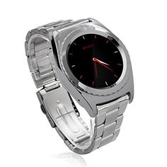 Lucoo Fashion G4 Smart Bluetooth Wrist Watch GSM SIM Camera For Android iOS Smartphone White -- Click on the image for additional details. (This is an affiliate link) #SmartWatches